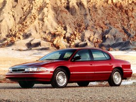 Ver foto 1 de Chrysler New Yorker 1994