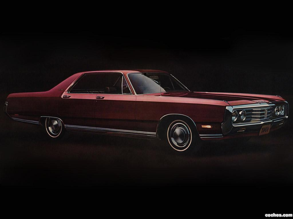 Foto 0 de Chrysler New Yorker 4 door Hardtop 1969