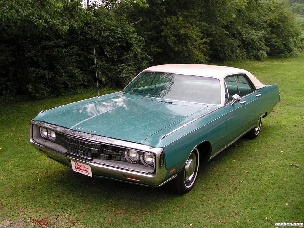 Foto 0 de Chrysler New Yorker 4 door Sedan 1971