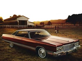 Fotos de Chrysler New Yorker Brougham 4 door Hardtop 1973