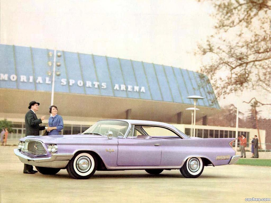 Foto 0 de Chrysler New Yorker Hardtop 1960