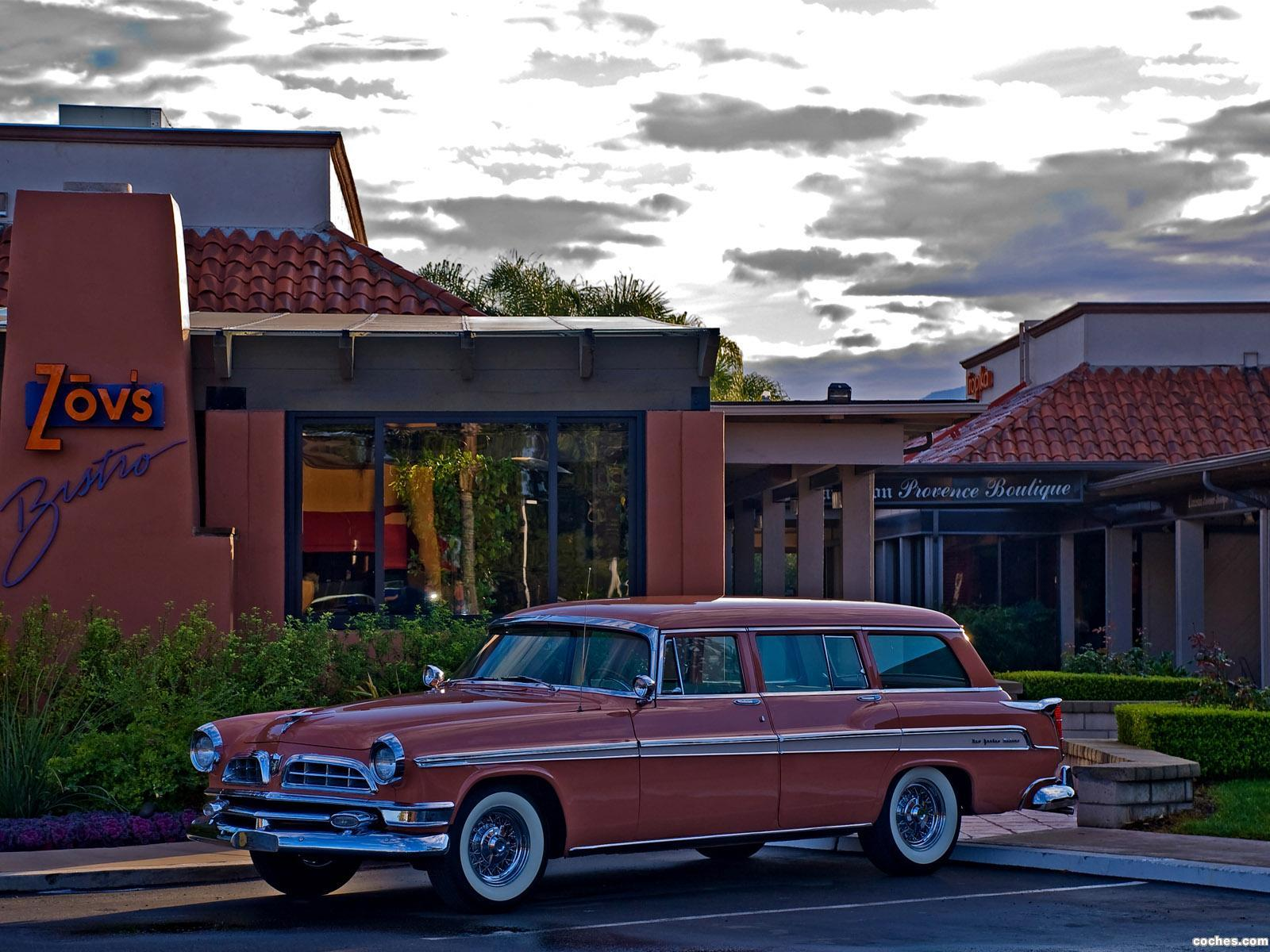 Foto 0 de Chrysler New Yorker Station Wagon 1955