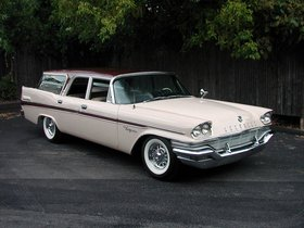 Fotos de Chrysler New Yorker Station Wagon 1957