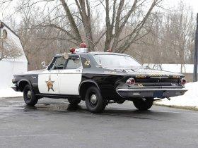 Ver foto 2 de Chrysler Newport Police Cruiser 1963