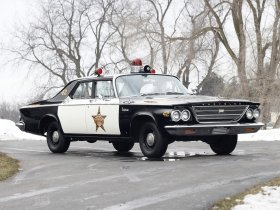 Fotos de Chrysler Newport Police Cruiser 1963