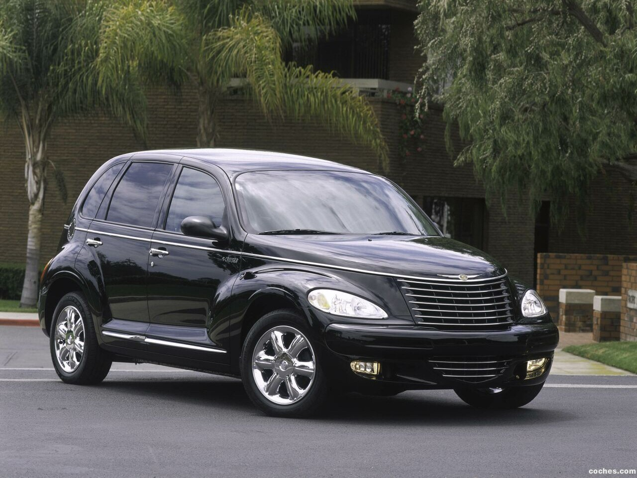 Foto 0 de Chrysler PT Cruiser 2001