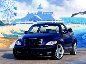 Ver foto 5 de Chrysler PT Cruiser 2001