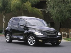 Fotos de Chrysler PT Cruiser 2001