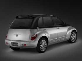 Ver foto 2 de Chrysler PT Cruiser Couture Edition 2010