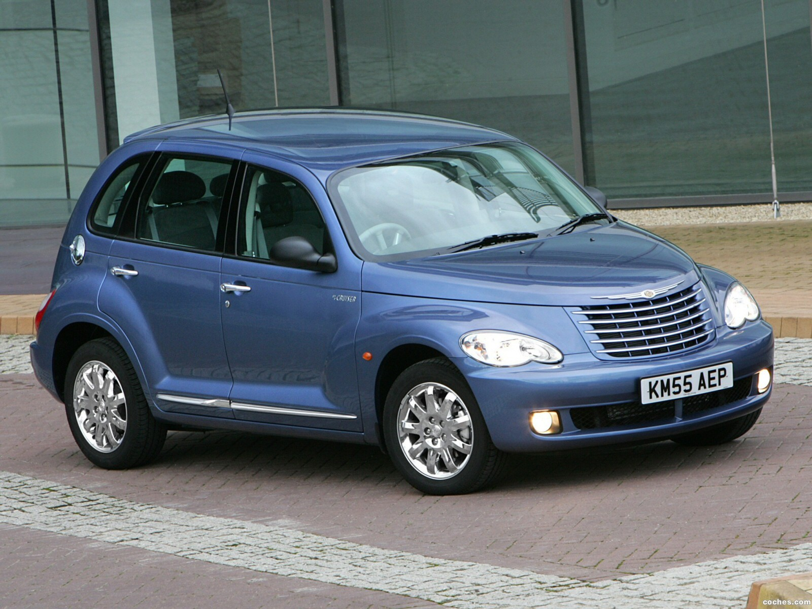 fotos de chrysler pt cruiser facelift 2006 foto 6. Black Bedroom Furniture Sets. Home Design Ideas