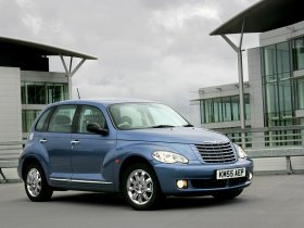 Fotos de Chrysler PT Cruiser Facelift 2006