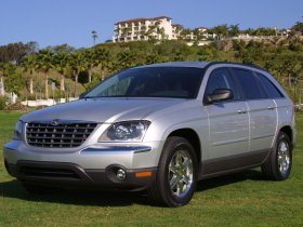 Ver foto 16 de Chrysler Pacifica 2004