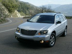 Ver foto 2 de Chrysler Pacifica 2004