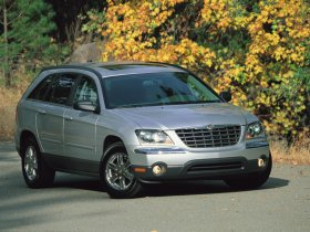 Ver foto 10 de Chrysler Pacifica 2004