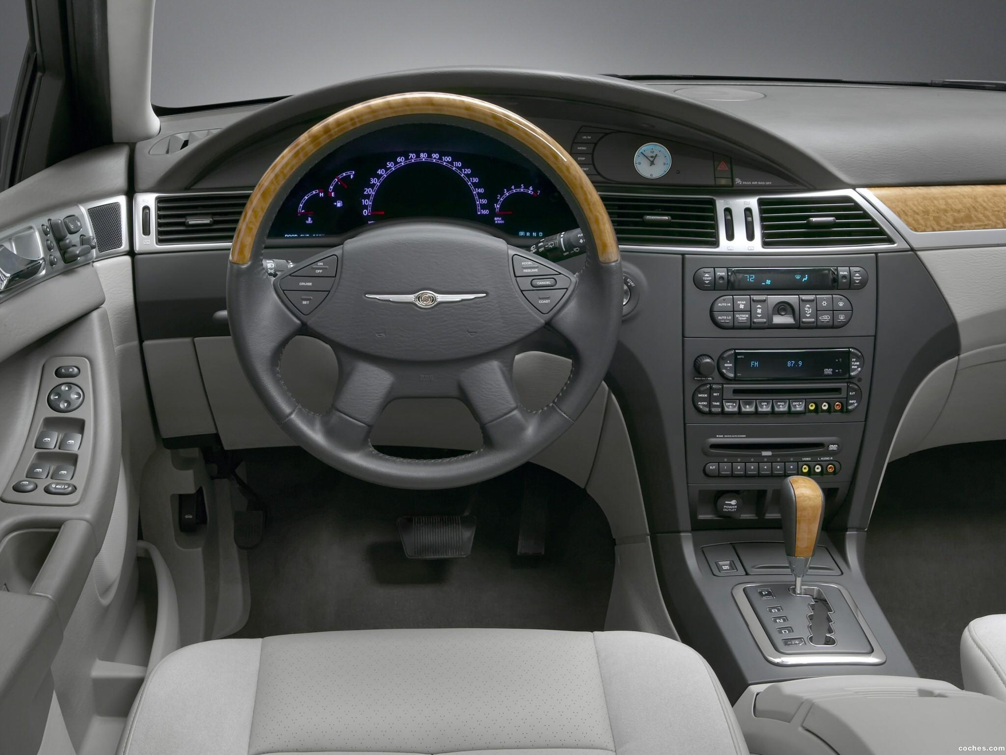 Foto 5 de Chrysler Pacifica 2007