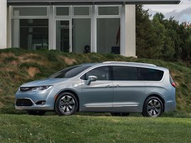Ver foto 6 de Chrysler Pacifica Hybrid 2016