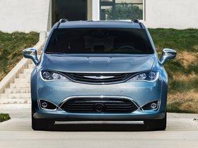 Ver foto 5 de Chrysler Pacifica Hybrid 2016