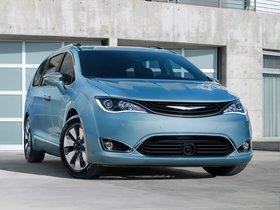 Ver foto 4 de Chrysler Pacifica Hybrid 2016