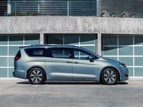 Ver foto 3 de Chrysler Pacifica Hybrid 2016