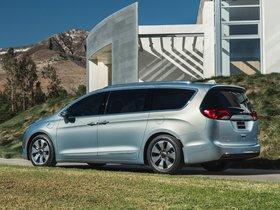 Ver foto 7 de Chrysler Pacifica Hybrid 2016