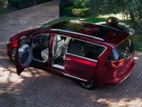 Ver foto 10 de Chrysler Pacifica Limited 2016