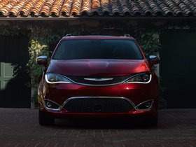 Ver foto 7 de Chrysler Pacifica Limited 2016