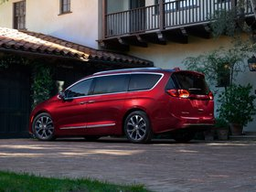 Ver foto 6 de Chrysler Pacifica Limited 2016