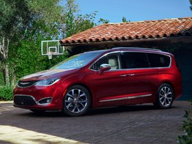 Ver foto 5 de Chrysler Pacifica Limited 2016