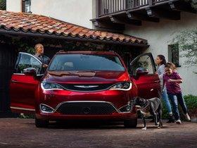 Ver foto 4 de Chrysler Pacifica Limited 2016
