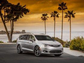 Ver foto 34 de Chrysler Pacifica Limited 2016