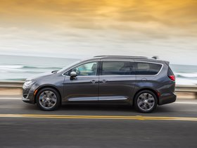 Ver foto 31 de Chrysler Pacifica Limited 2016