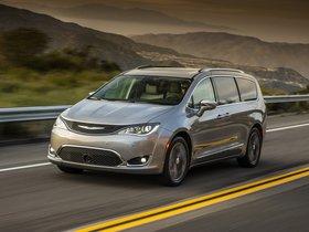 Ver foto 29 de Chrysler Pacifica Limited 2016