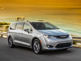 Ver foto 27 de Chrysler Pacifica Limited 2016