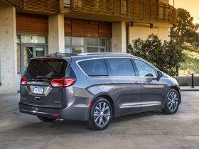 Ver foto 25 de Chrysler Pacifica Limited 2016