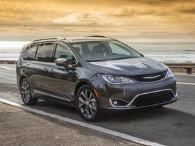 Ver foto 24 de Chrysler Pacifica Limited 2016