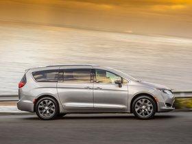 Ver foto 23 de Chrysler Pacifica Limited 2016