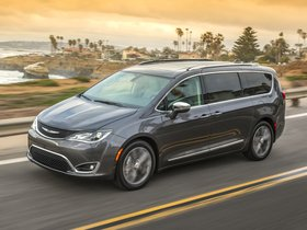Ver foto 22 de Chrysler Pacifica Limited 2016