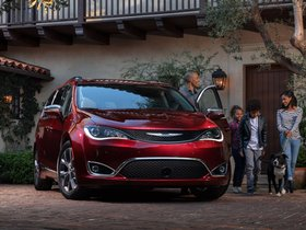 Ver foto 13 de Chrysler Pacifica Limited 2016