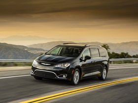 Ver foto 7 de Chrysler Pacifica Touring L Plus 2016
