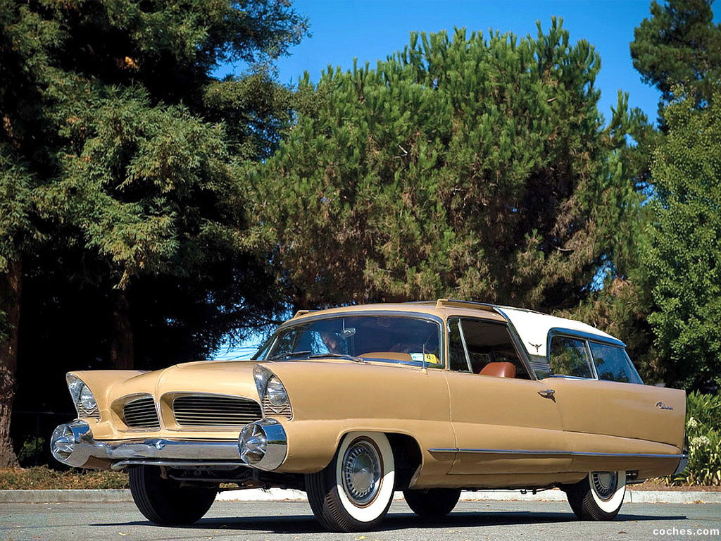 Foto 0 de Chrysler Plainsman Concept Car 1956