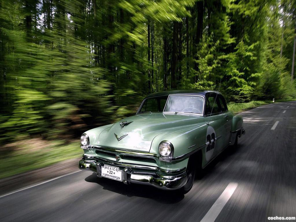 Foto 0 de Chrysler Saratoga Club Coupe 1951