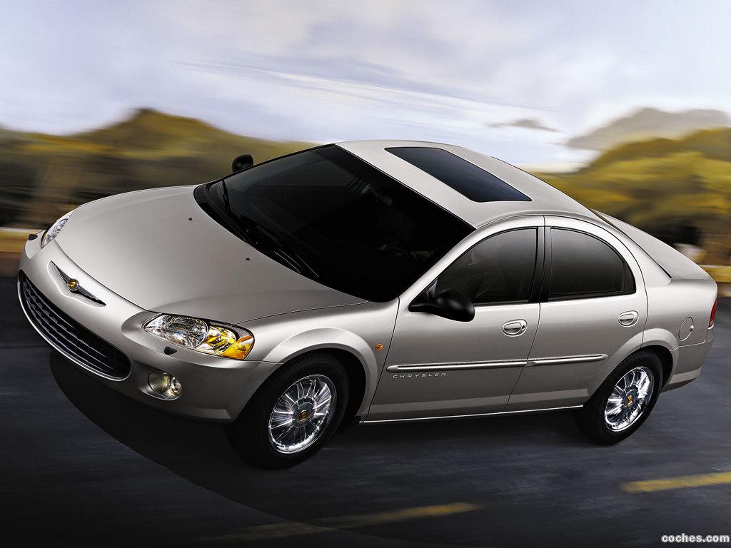 Foto 0 de Chrysler Sebring 2001