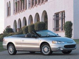 Ver foto 3 de Chrysler Sebring 2001