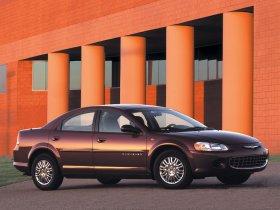 Ver foto 2 de Chrysler Sebring 2001