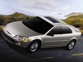 Ver foto 1 de Chrysler Sebring 2001