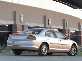 Ver foto 10 de Chrysler Sebring 2001