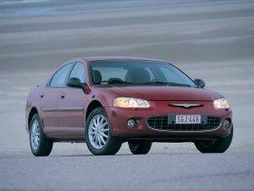 Ver foto 9 de Chrysler Sebring 2001