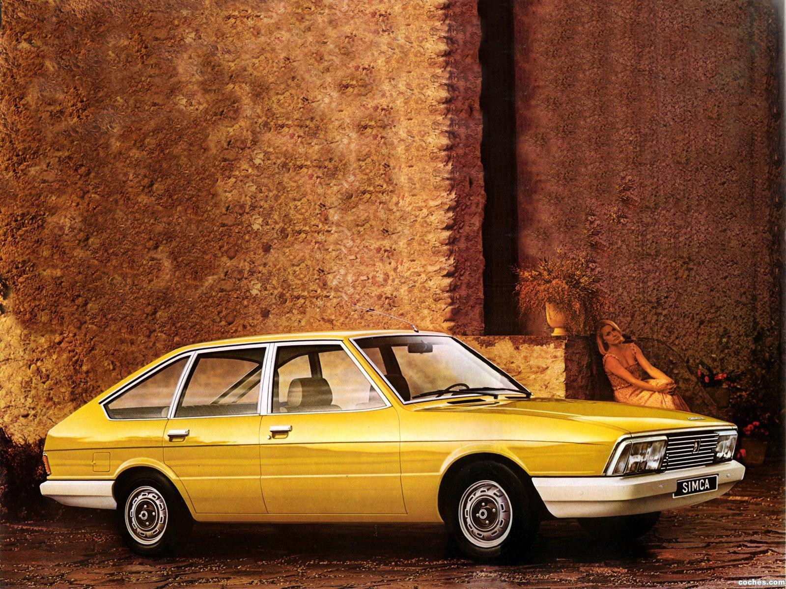 Foto 0 de Chrysler Simca 1307 1975