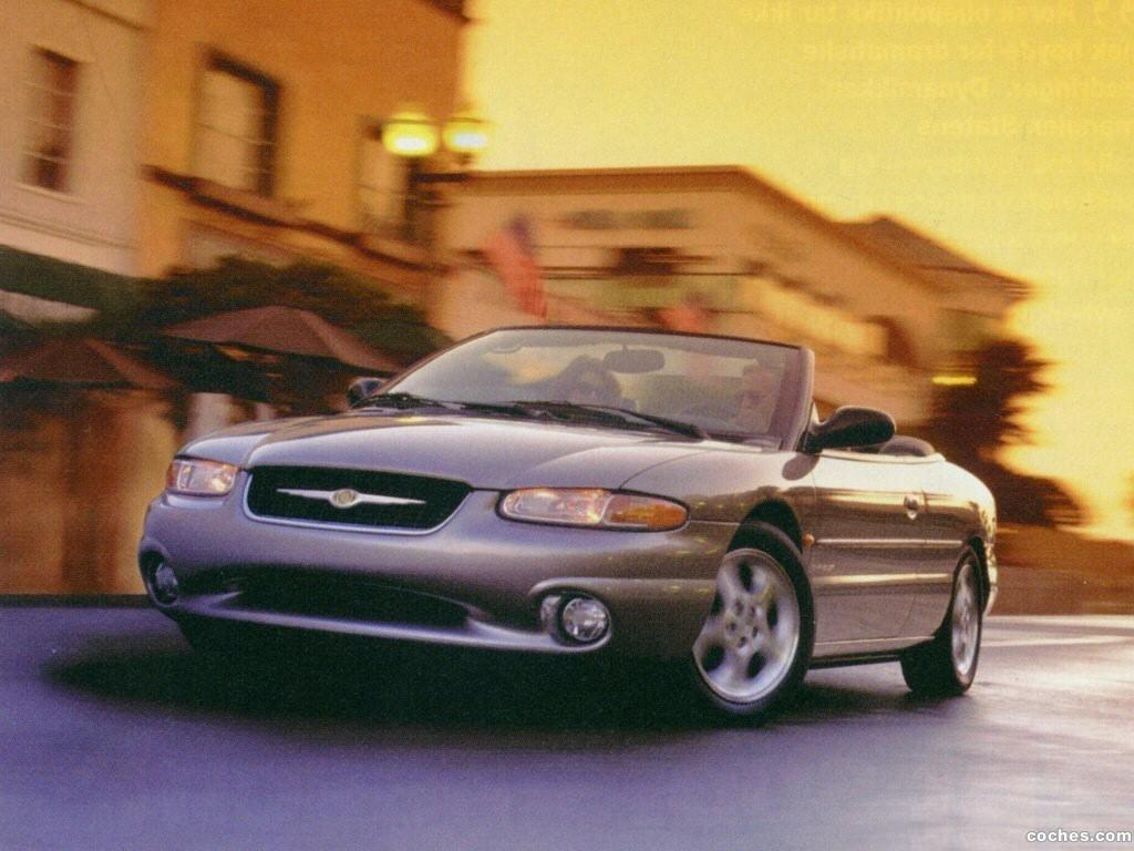 Foto 0 de Chrysler Stratus Convertible 1999