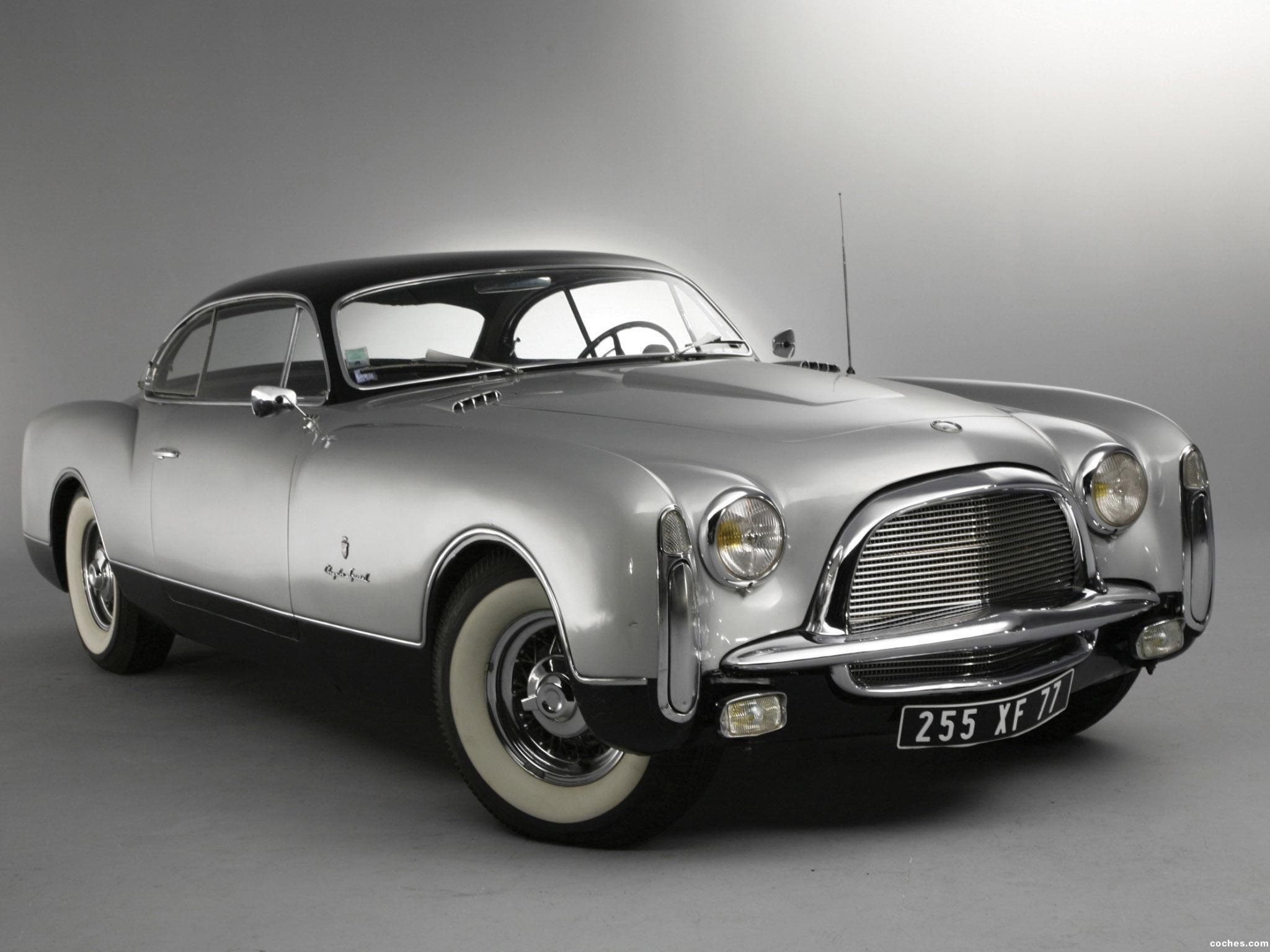 Foto 0 de Chrysler Thomas Special Concept 1953